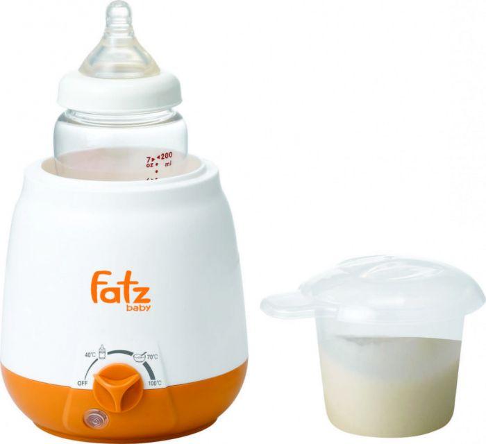 Máy hâm sữa Fatzbaby Hàn Quốc siêu tốc 3 chức năng (FB3003SL)