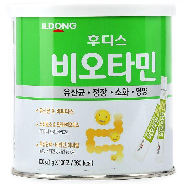 Men vi sinh ILDong nội địa Hàn Quốc (100 gói)