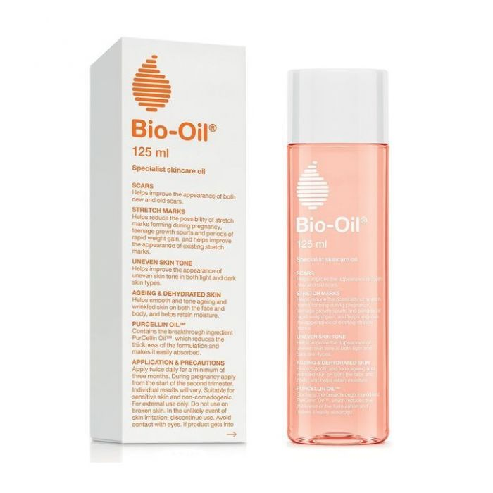 Tinh dầu Bio Oil 125ml trị rạn da - Hàng nhập khẩu