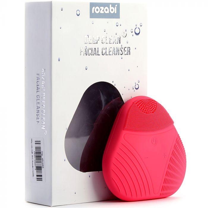 Máy rửa mặt Rozabi Comfy 3in1 dành cho mọi loại da