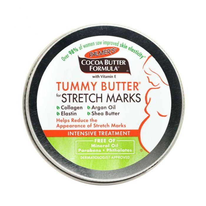 Bơ đậm đặc Palmer's Mỹ 125g ngăn ngừa rạn da vùng bụng