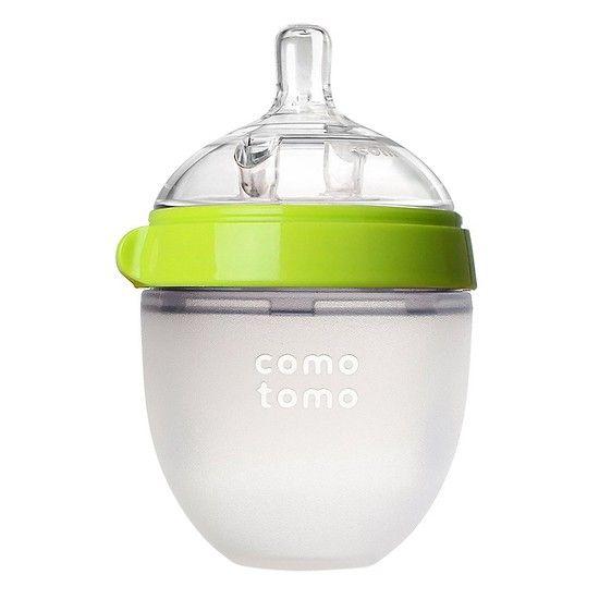 Bình sữa Comotomo silicone 150ml