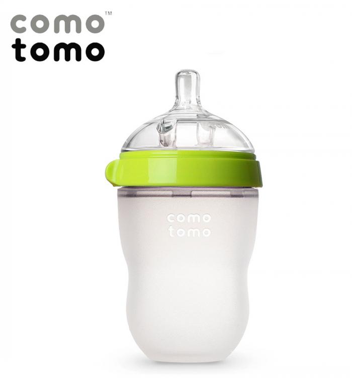 Bình sữa Comotomo silicone 250ml