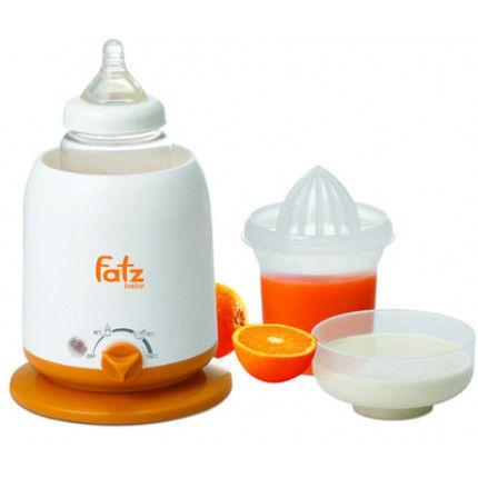 Máy hâm sữa Fatz Baby không BPA FB3002SL 4 chức năng