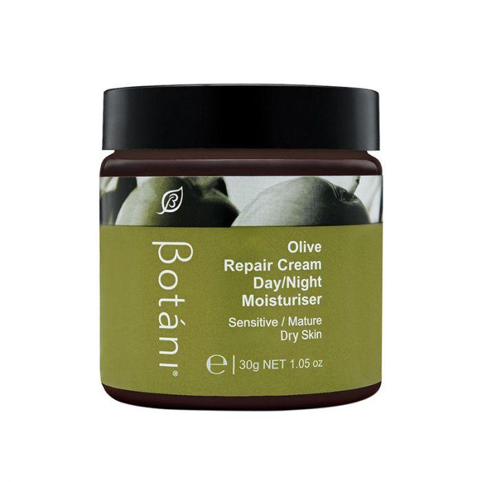 Kem dưỡng ẩm ban ngày và ban đêm Botani Olive Repair Cream Day/Night Moisturiser 30g
