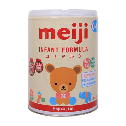 Sữa bột Meiji Infant Formula 800g (từ 0-1 tuổi)