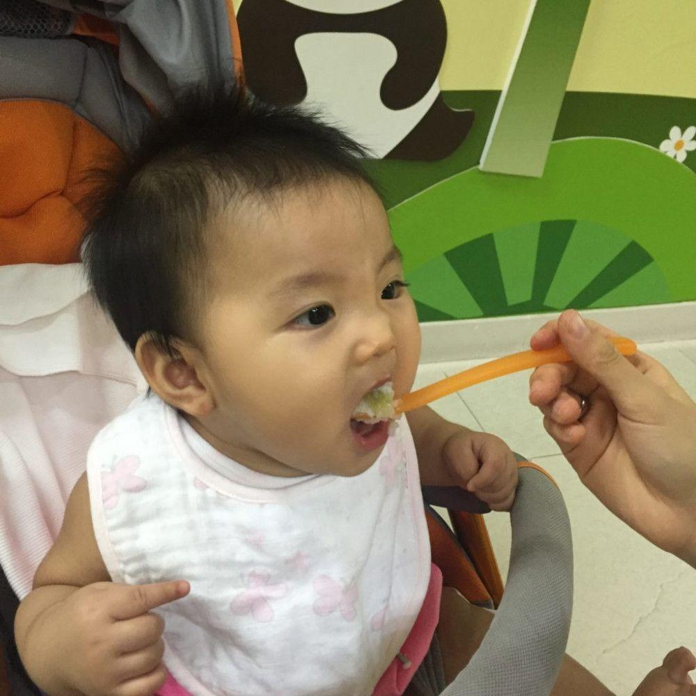 Kinh nghiệm mẹ cho bé ăn dặm kết hợp kiểu Nhật và BLW của mẹ Silk -  bibabo.vn