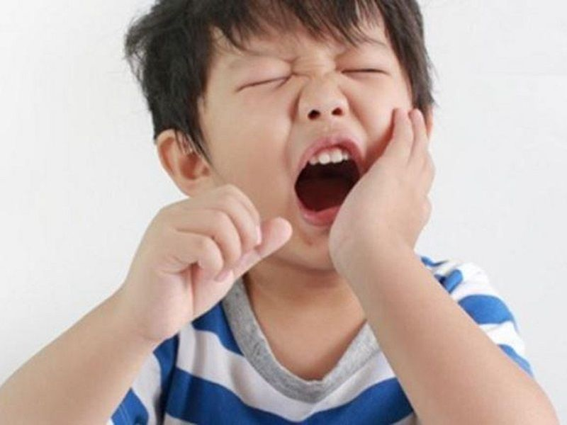 Bật mí 7 cách trị đau răng cho trẻ tại nhà - bibabo.vn - bibabo.vn